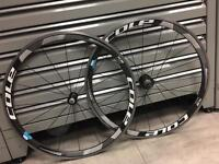 Cole Carbon clincher 35, swordfish Carbon tubular 50 & He'd Carbon 50 clincher wheels