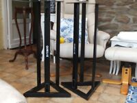 FIXED HEIGHT NEAR-FIELD MONITOR/SPEAKER STAND - 36'' (91 cm) Fixed Height – COLLECTION ONLY