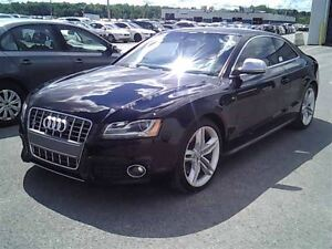 2009 Audi S5 4.2L+6SPEED+BANG & OLUFSEN+NAVI+CAMERA+ONE OWNER+L