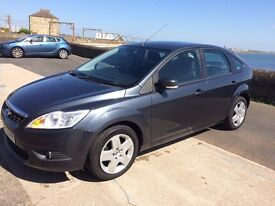 2008 ford focus style -1596 cc 5 door hatchback.full service history.petrol.manual.