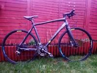 Quality Hybrid for mountain bike