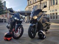 Lexmoto hawk 125cc spares