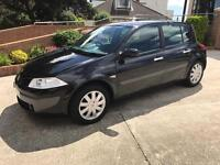 Very low mileage - 46k - Renault Megane 1.6 (AUTOMATIC)