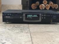 Philips CD-R 770. CD Player and recorder