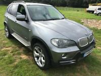 BMW X5 ,3.0 diesel , 2008, spares or repair