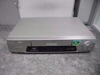 Panasonic NV-FJ610 VHS VCR