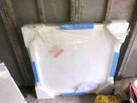 900 x 900 New Shower Tray