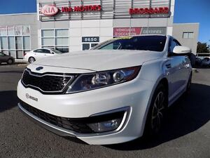 2012 Kia Optima Hybrid Cruise Caméra de recul Bluetooth