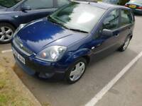 Ford fiesta 1.4 diesel only 48000 miles f/s/h 1 year mot