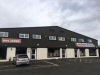Property to let. Various uses. Aghanloo Limavady.