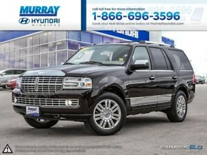 2013 Lincoln Navigator Base with Snow Tires and Rims