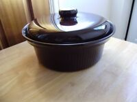 Casserole pan, 5L, as new