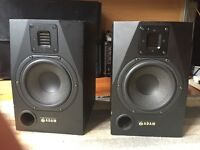 Adam P11 professional audio monitors