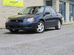 2005 Subaru Impreza 2.5 RS **Sur rendez-vous seulement.**