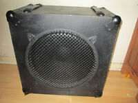 Bass Guitar Cab Cabinet Speaker Eminence ME15-2008 200Watts 8Ohm, good working order