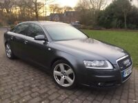 2008 Audi A6 2.0 Diesel S Line Automatic 7G 12 Months mot Color screen Satnav