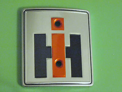 Hood Emblem Farmall Super Hhvmmtaw-4w-6w-6taw-9