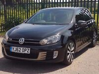 Immaculate VW Golf GT TDI 2012 Fully Loaded Lots Of Extras FSH Custom Bumpers Drives Like New