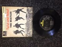 The Beatles Vintage Record