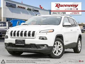 2016 Jeep Cherokee NORTH 4X2 | 5' TOUCHSCREEN | UCONNECT |