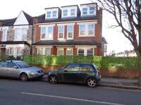 One bed ground floor flat with garden