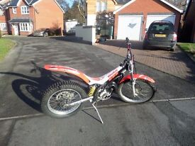 beta 80cctrials bike