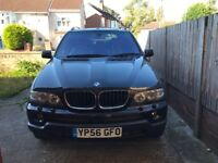 Lovely BMW X5 and very good condition
