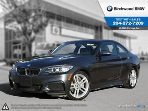 2016 BMW 2 Series 228i Xdrive Premium, Executive, Connected Driv
