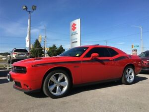 2016 Dodge Challenger R/T ~Nav ~P/Roof ~RearView Camera ~P/Seat