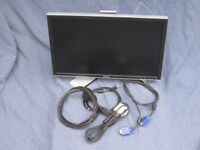 Dell UltraSharp 2208WFPt, 22 inch widescreen flat panel lcd monitor
