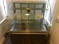 Commercial display counter *offers accepted*