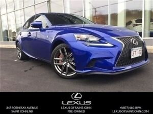 2014 Lexus IS 250 F Sport 1. MUST SEE!!
