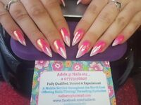 Adele @ Nails etc... Mobile Nail Technician, Fully Qualified, Insured & Experienced!