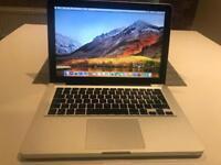 "13"" MacBook Pro Late 2011 512GB SSD 8GB RAM"