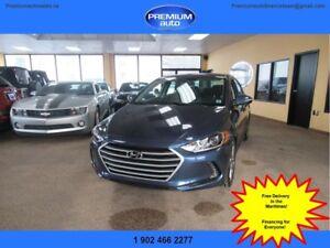 2017 Hyundai Elantra GLS $137 B/W oac