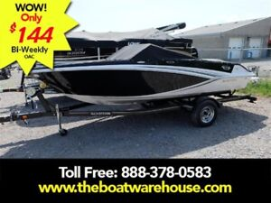 2018 Glastron GT 185 Mercruiser 200hp Wake Tower Extended swi...