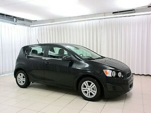 2016 Chevrolet Sonic AN EXCLUSIVE OFFER FOR YOU!!! LT TURBO 5DR