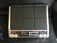 Roland SPD S Drum Machine - Sampling Drum Pad