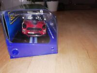 Scalextric Mini countryman wrc - in box, £15