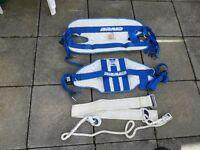 shark fishing harnesses