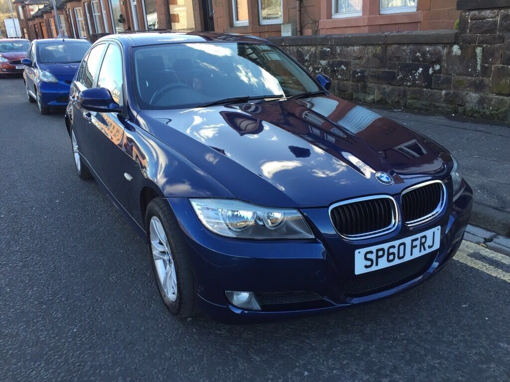 bmw 3 series 2010 316d low mileage 53k miles 30 road tax 2 keys not 318d 320d nearly 2011. Black Bedroom Furniture Sets. Home Design Ideas