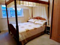 Four Poster King Size Bed - Now sold