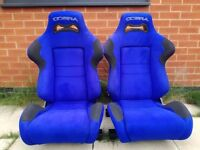 Cobra Daytona Reclining Bucket Seats