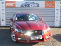 Jaguar XF D SPORT (MASSIVE SAVING FROM NEW!!!) FREE MOT'S AS LONG AS YOU OWN THE CAR! (red) 2013