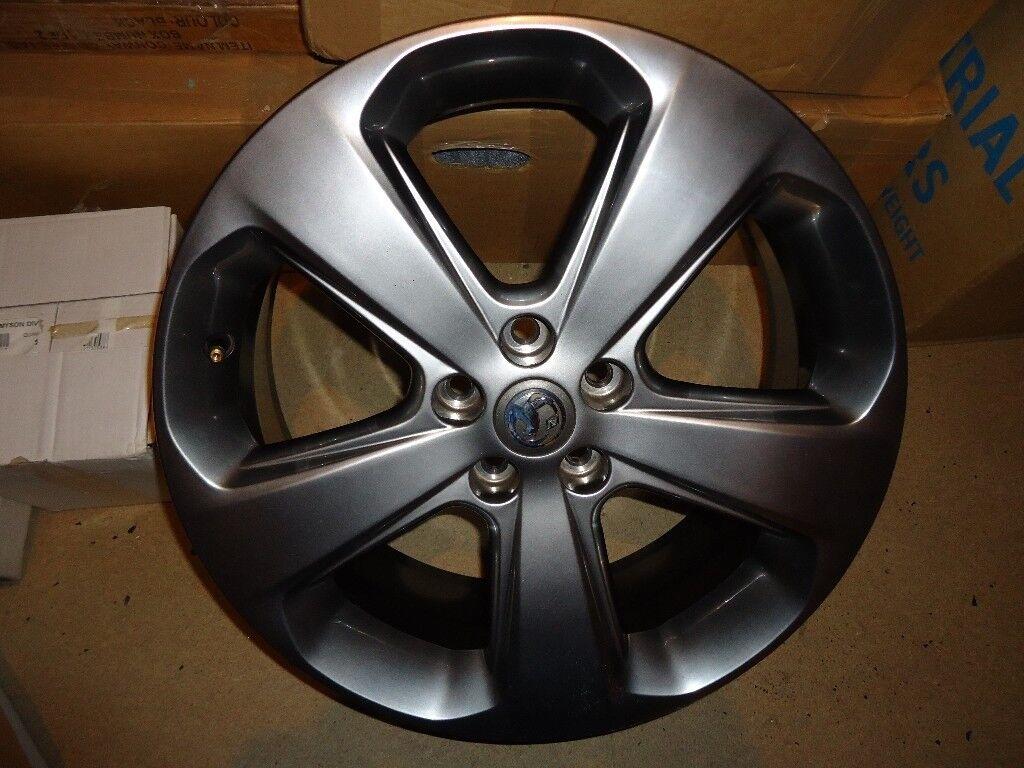 Vauxhall Mokka Alloy Wheels