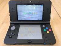 Nintendo 3ds New Edition.