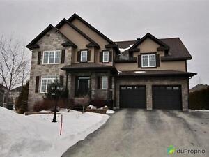569 000$ - Bi-génération à vendre à Sherbrooke (Rock Forest)