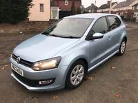 2013 Volkswagen Polo 1.2 BlueMotion TDI Diesel 34k FSH Long MOT Road Tax FREE