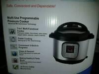 Instant Pot Programable Pressure Cooker