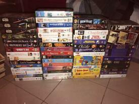 Free vhs tapes maybe car boot?